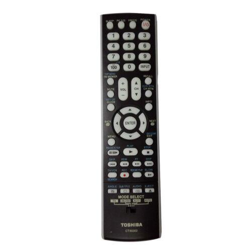 New Original Toshiba LCD HDTV Remote Control CT-90302 CT90302 subs CT-90275