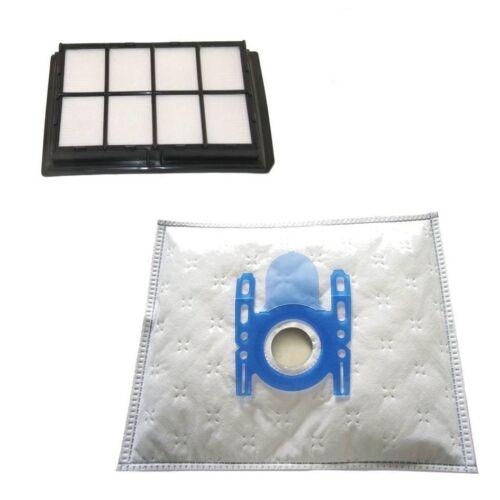 1 filtri Hepa Adatto per Siemens super xs dino e 10-20-30 Sacchetto per aspirapolvere