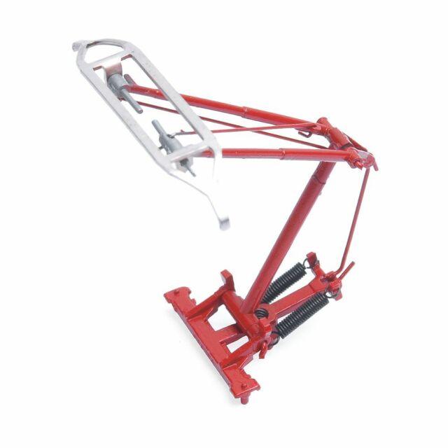 OVP NEU Roco H0 85261 Stromabnehmer Pantograph rot