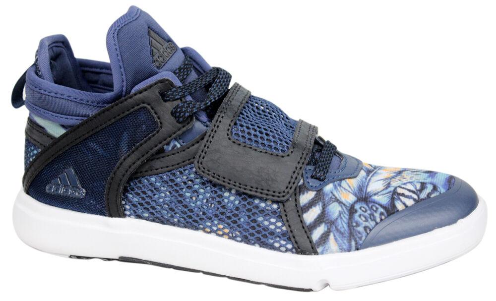 Adidas Performance Borama Femme Baskets à Lacets Chaussures De Course Bleu AQ5340 D58