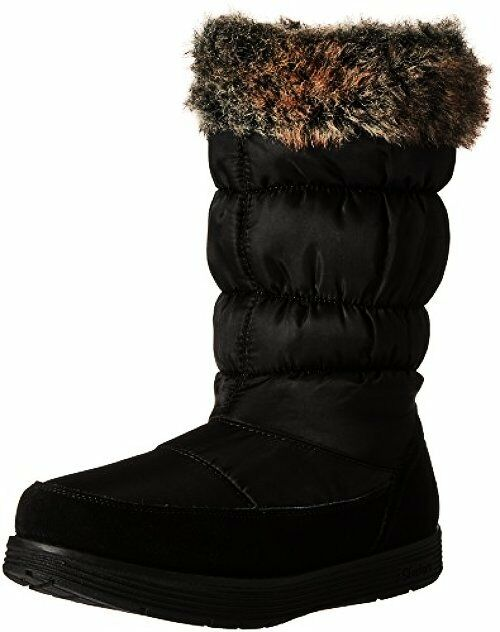 Skechers 48679 Snow Damenschuhe Adorbs-Nylon Quilted Snow 48679 Boot- Choose SZ/Farbe. d21d40