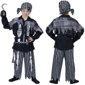 Pirat Greg Kinder Karneval Fasching Kostum 116 Ebay