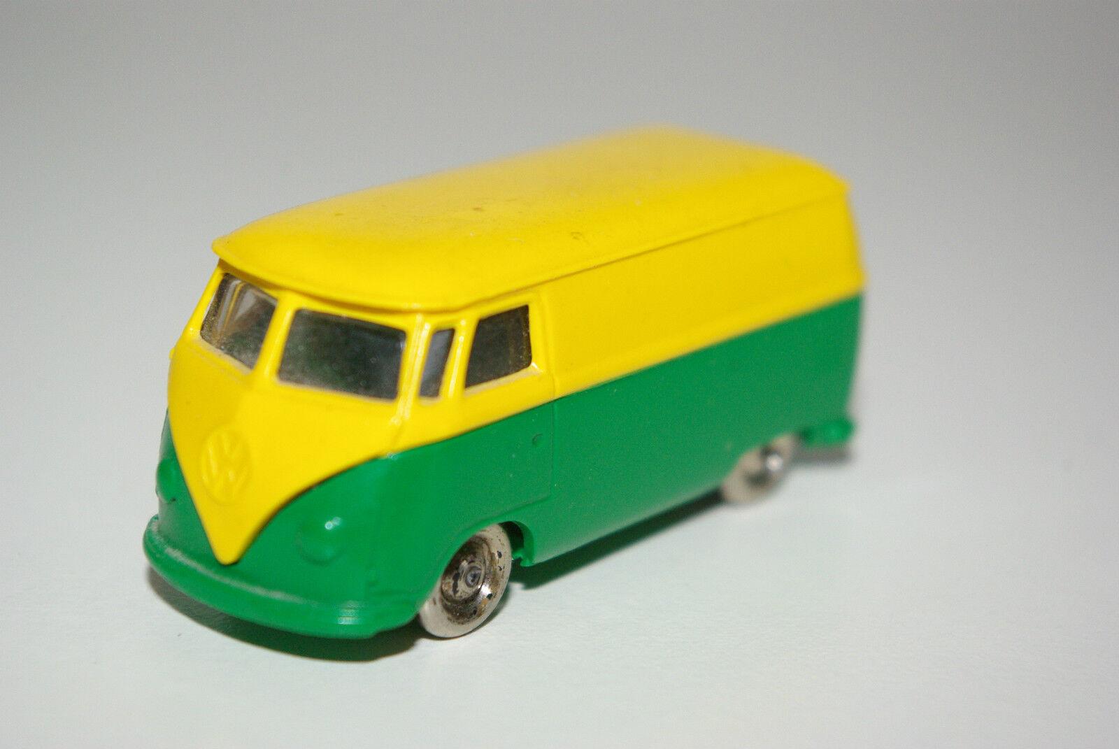Lego 1 87 VW VOLKSWAGEN TRANSPORTER t1 enré NEAR Comme neuf RARE RARE RARO