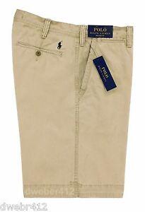 Chino Pantalone Khaki Beige Canottaggio overplus in Polo Tall Big twill 50 Ralph Lauren uomo rxwrH0q8a