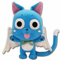 Great Eastern Ge-6968 Animation Official Fairy Tail Anime Happy 8 Plush , New, on sale