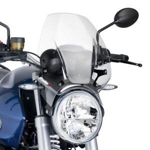 BMW-R-1200-R-2006-gt-2014-CUPOLINO-PUIG-TRASPARENTE-NAKED-PARABREZZA