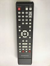 Remote Control Unit Magnavox - NB887UD Original Rzv427mg9