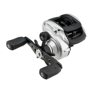 NEW-Abu-Garcia-Maxtoro50-Maxtoro-Low-Profile-Silver-50Lp-1400538