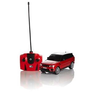 Rw Rc Land Rover Range Rover Sport Remote Control Car 1 24 Red