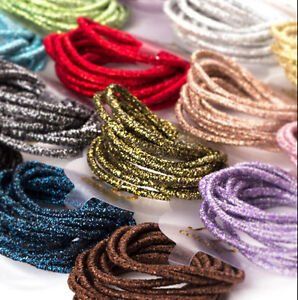 10Pcs-Elastic-Rope-Women-Fashion-Hair-Ties-Ponytail-Holder-Head-Band-Hairbands