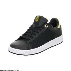 K-Swiss-Clean-Court-CMF-Sizes-3-4-7-Black-RRP-55-BNIB-95353