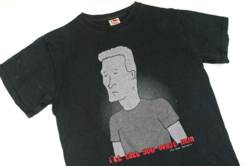 Vintage Y2K Boomhauer King Of The Hill TV Show Pro