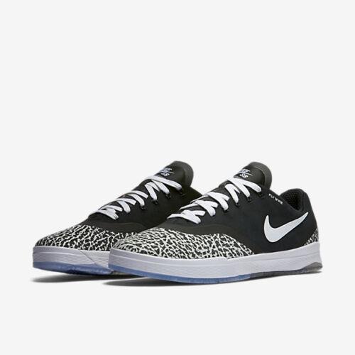833902-001 Nike SB Paul Rodriguez 9 /'Road Pack/' Black//White Sizes 8-12 NIB