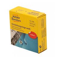 10 Packungen Avery Zweckform® Verstärkungsringe 13 Mm Spender 602401