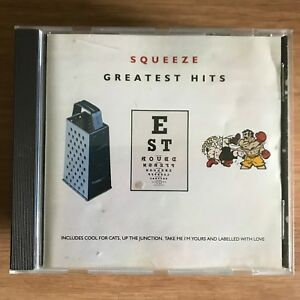 SQUEEZE-GREATEST-HITS-ROCK-POP-meilleur-des-CD