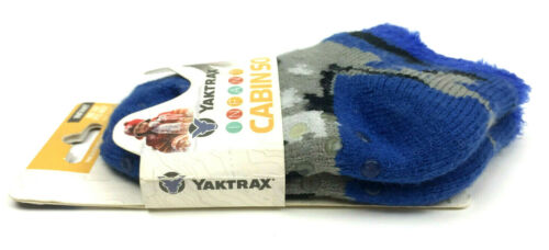 Details about  /Women/'s Yaktrax Ultimate Cozy Cabin Sock One Size Fits Most NEW