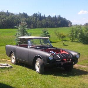 1966 Sunbeam Alpine/Tiger rolling shell