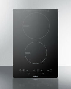 Summit Sinc2b120 Induction Cooktop Built In Freestanding