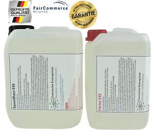 10-1-Kg-GFK-Epoxidharz-Epoxydharz-Epoxi-Laminierharz-Terra-Harz-Top-Qualitat