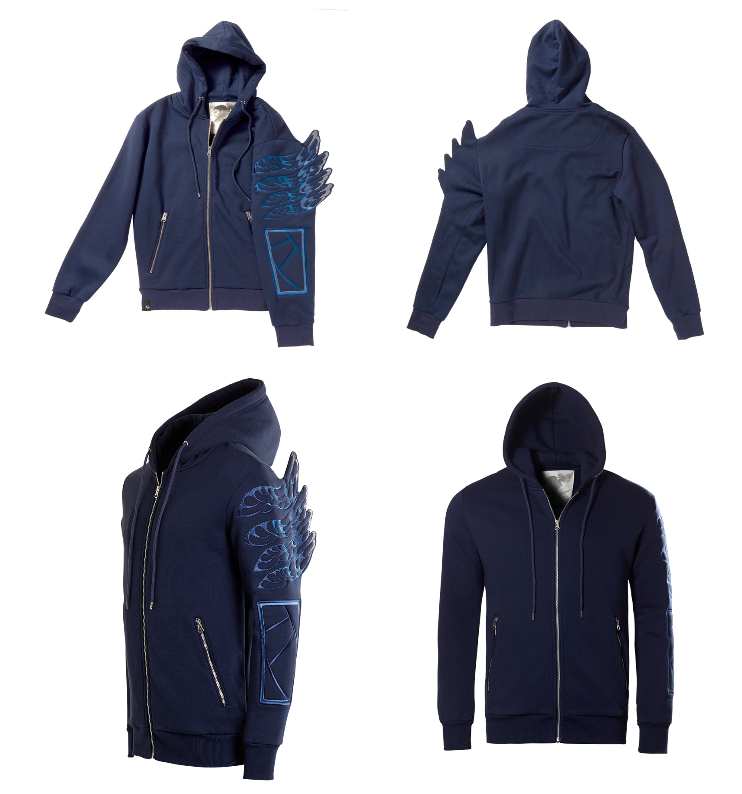 LOL League of Legends Yasuo Premium Hoodie Zip Up Limited Edition Men Hood Zipup