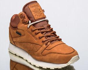 reebok classic leather mid men's