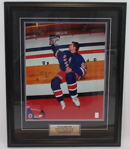 Wayne Gretzky signed autographed framed photo! RARE! WGA!