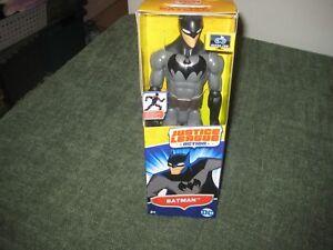MATTEL DC JUSTICE LEAGUE POSABLE BATMAN ACTION FIGURE