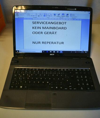 Acer Aspire 7736ZG 7736 Mainboard Reparatur Service Gerät startet nicht