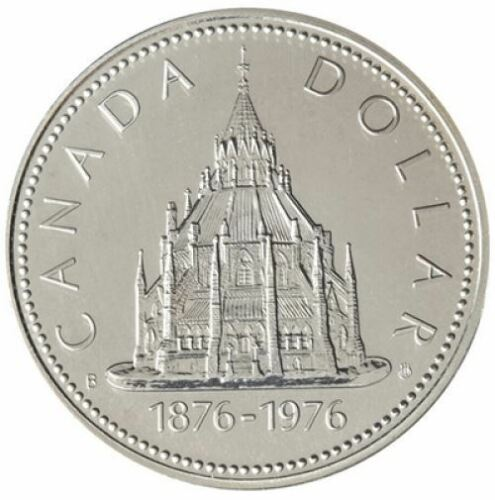 1976 CANADIAN DOUBLE DOLLAR SET