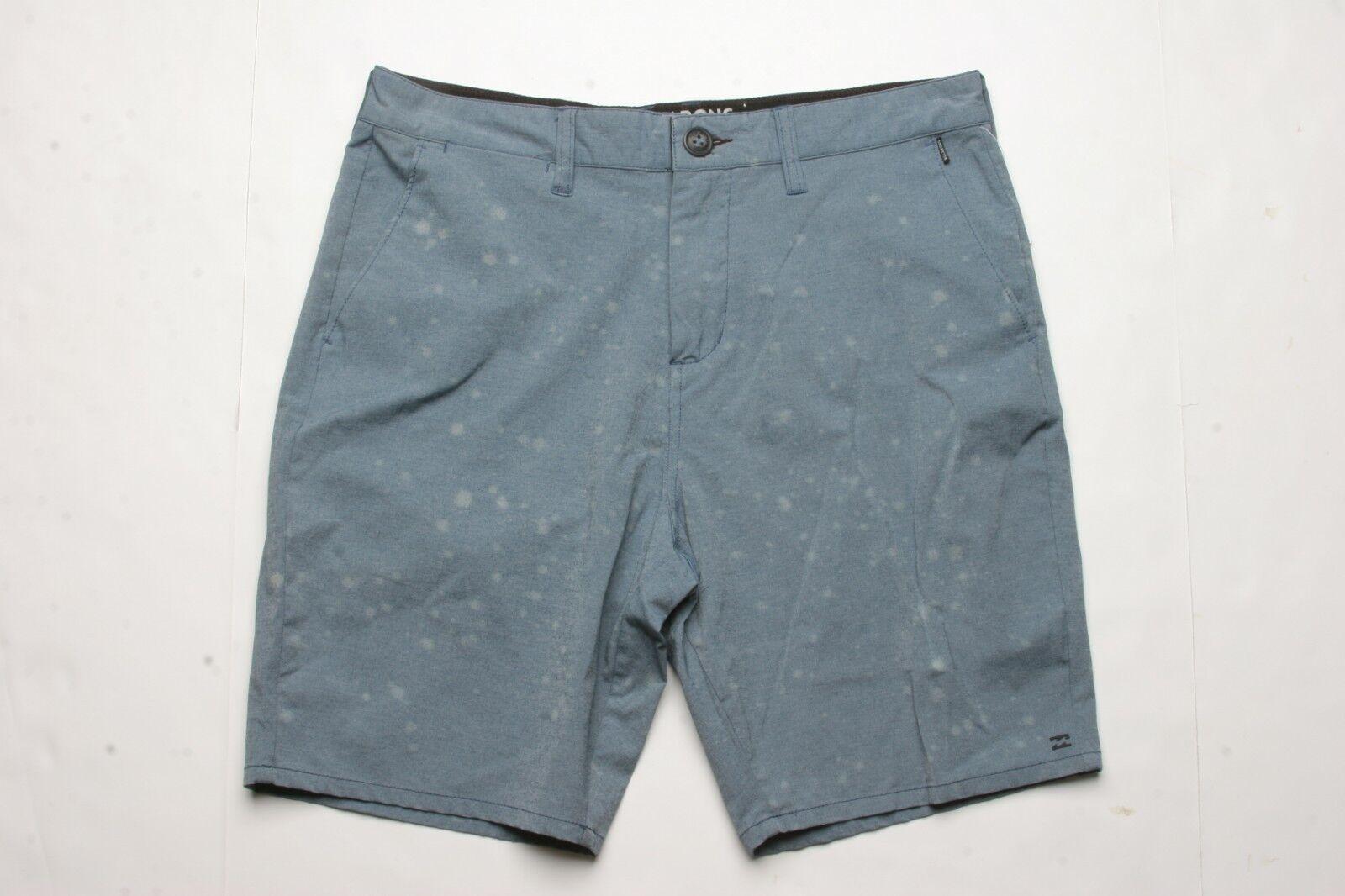 Billabong New Order Short (32) Slate bluee