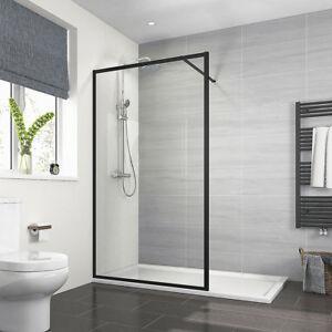 Hüppe Enjoy elegance rahmenlos Walk-In Duschkabine Seitenwand alleinstehend