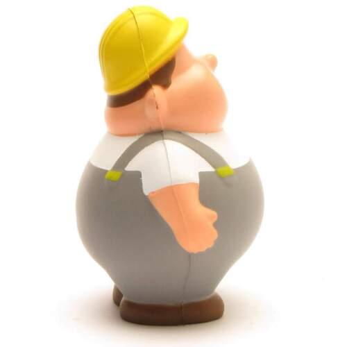 Herr Bert  Bauarbeiter Bert®   Knautschfigur Anti-Stress  Stressball Handtrainer