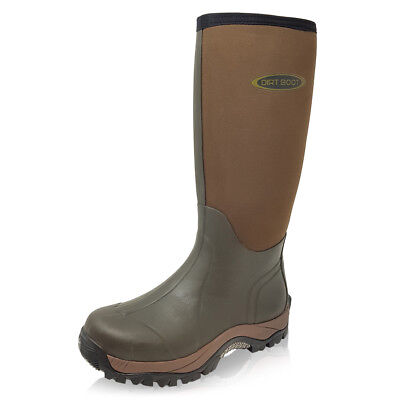 Entusiasta Dirt Boot ® Neoprene Wellington Muck Boot Pro-sport ™ Marrone-
