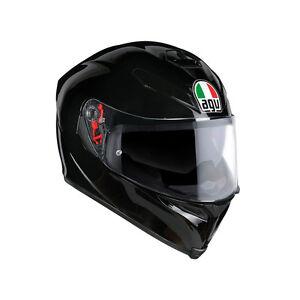 AGV-k5-s-MONO-NERO-MOTO-moto-casco-integrale-tutte-le-misure