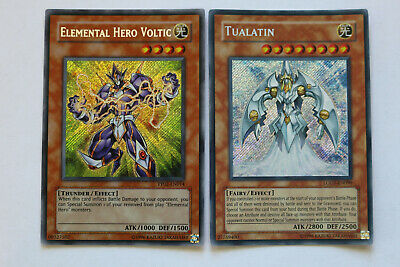 Elemental HERO Voltic Secret Rare LP Yugioh PP02-EN014