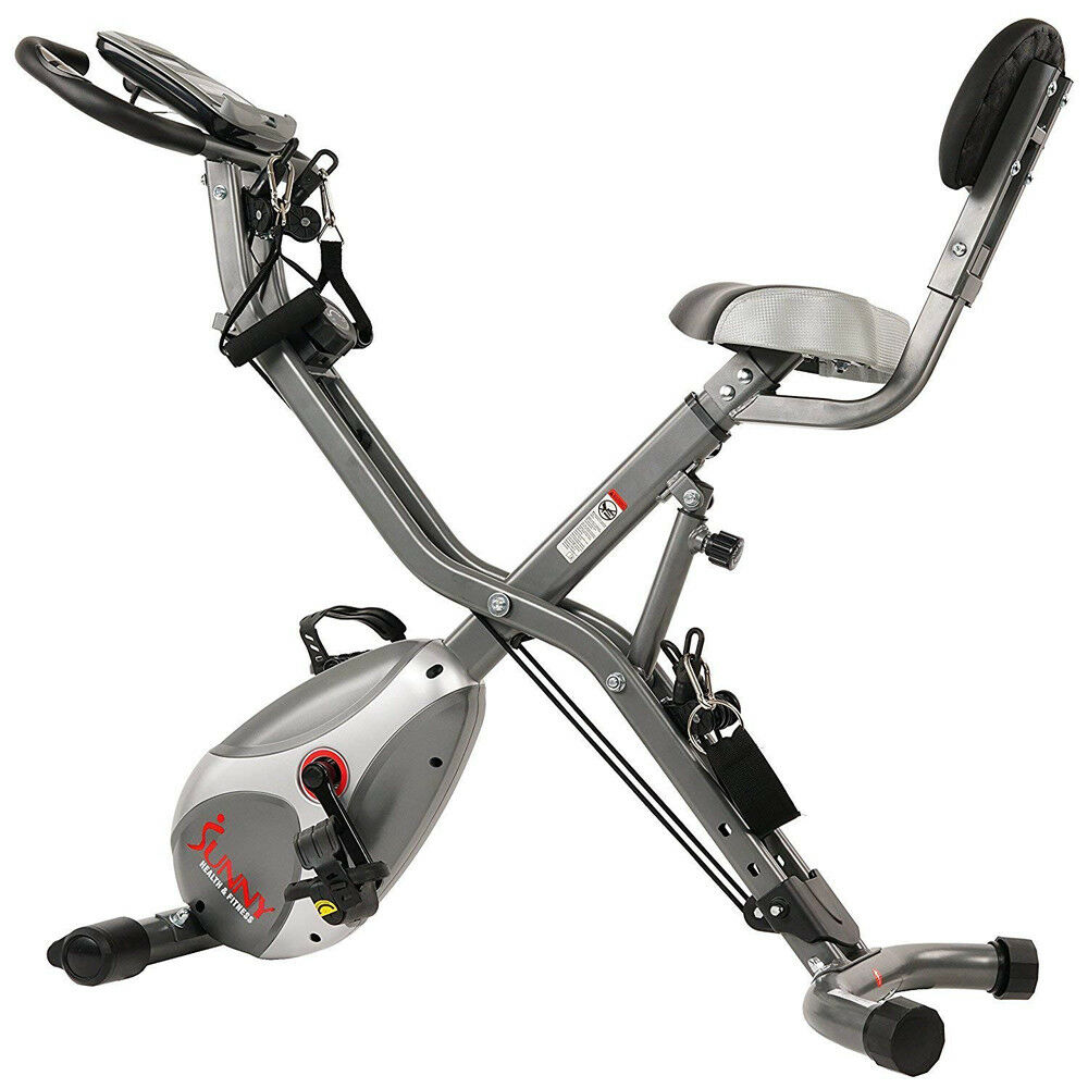 Sunny Health and Fitness Total Body Indoor Exercise Bike - (SF-B2710) 1