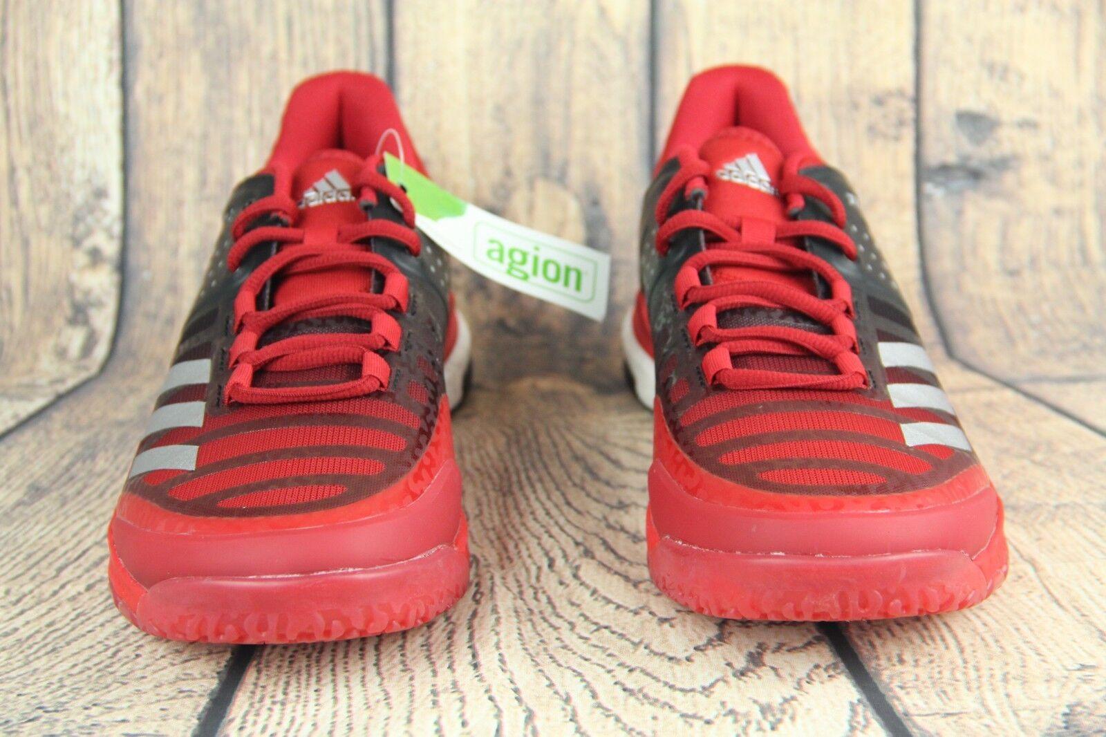 New Adidas Adidas Adidas Crazyflight X Women's Volleyball shoes Red Black BA9270 SZ RARE 9aaf3b