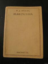 MAROUSSIA - 1947