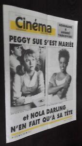 Revista-Semanal-Cinema-Semana-de-La-7A-13-Enero-1987-N-382-Buen-Estado