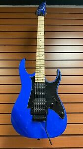 2017 Ibanez RG450MB Electric Guitar in Starlight Blue