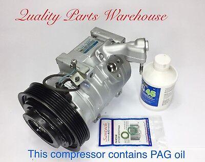 For Honda Accord 2003-2007 OEM AC Compressor w//A//C Repair Kit BuyAutoParts 60-83368RN NEW