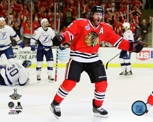 2015-Stanley-Cup-DUNCAN-KEITH-Game-6-GOAL-Chicago-Blackhawks-LICENSED-8x10-photo