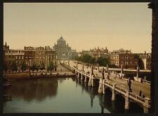 The Great Sluice Amsterdam A4 Photo Print