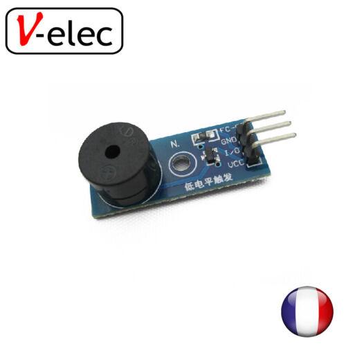 1051# Passive Buzzer Module for Arduino