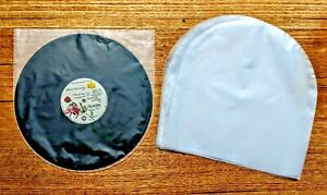 25-Anti-Static-Round-Bottom-12-Inch-LP-Inner-Record-Sleeves-Vinyl-Collectors