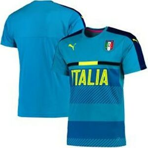 3526 Italy Puma Shirt Training Training Wcup '14 Trg Jersey