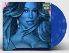 Mariah Carey Caution Opaque Blue Vinyl LP Exclusive GTFO Limited Edition Rare