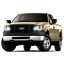 Ford F-150 04-08 CHS Bright White LED Headlight Halo Ring Kit