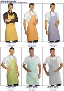 Men's Clothing Aggressive Bavoir Tablier Colours Chef Cuisinier RayÉ DiffÉrentes Couleurs 70x90 Cm Isacco Clothing, Shoes & Accessories