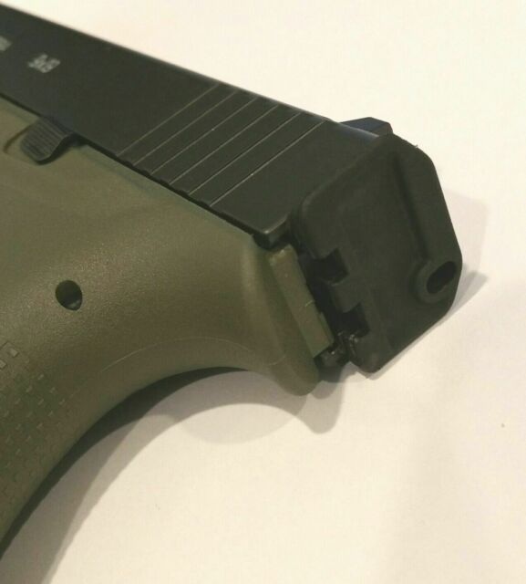 Vickers Tactical Tango Down for Glock 43 G43 G43x G48 Slide Racker Black  Gsr-02